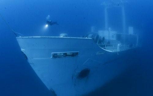Sunk Ship 2